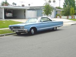 BlueAngel66 1966 Chrysler Newport