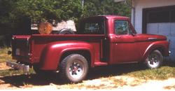 1961 Ford F150 Regular Cab