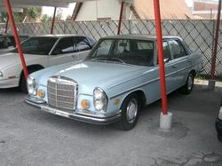 williebones 1972 Mercedes-Benz S-Class