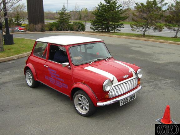 Land Rover Halifax >> mini_mike 1988 MINI Cooper Specs, Photos, Modification Info at CarDomain