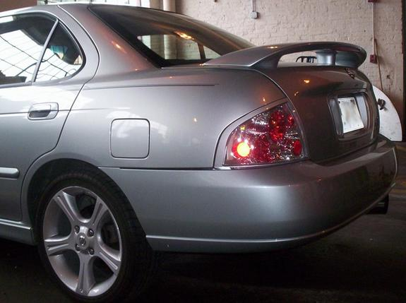 Another vector03 2003 Nissan Sentra post... - 4159472