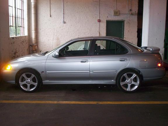 Another vector03 2003 Nissan Sentra post... - 4159473