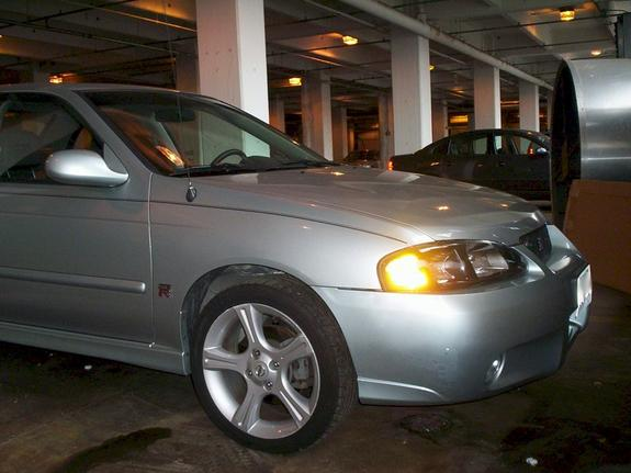 Another vector03 2003 Nissan Sentra post... - 4159477