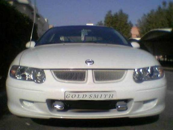 Another goldsmith_TheEng 2001 Holden Commodore post... - 4163997