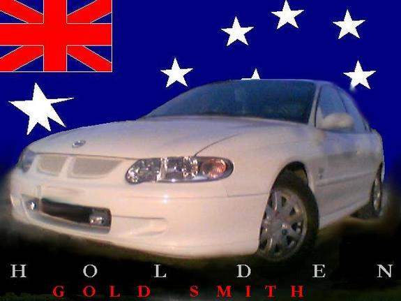 Another goldsmith_TheEng 2001 Holden Commodore post... - 4164025