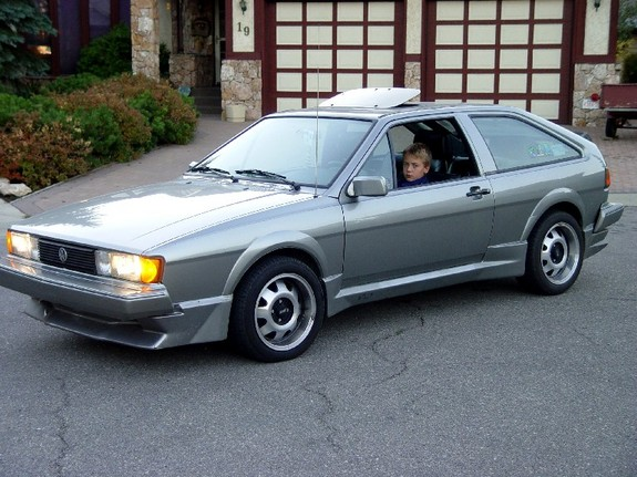 High8ctane 1984 Volkswagen Scirocco Specs, Photos, Modification Info ...