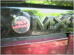 Another paintball_pro_69 1989 Mazda MX-6 post... - 4164673