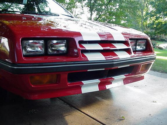 6aMx8 1986 Plymouth Turismo