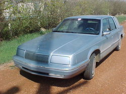 5thavenue 1992 Chrysler New Yorker