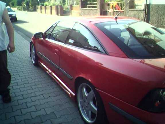 king_calibra 1992 Opel Calibra