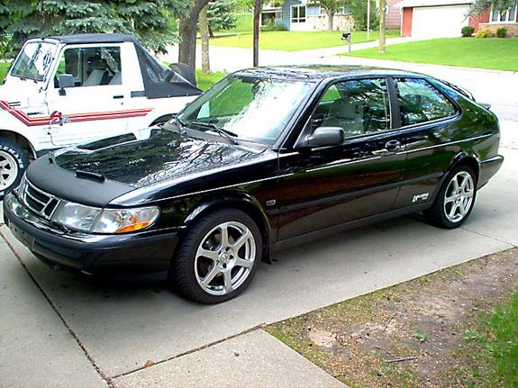 kameleonmn 39 s 1998 saab 900 in green bay wi. Black Bedroom Furniture Sets. Home Design Ideas