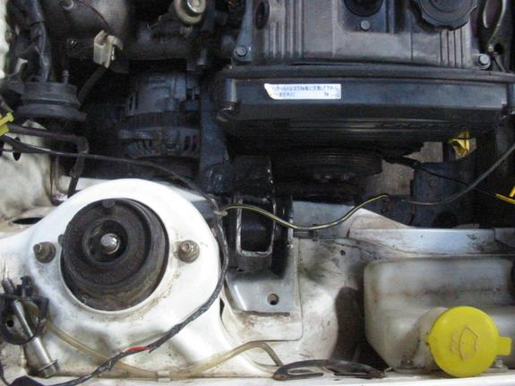 another kiaporsche 1996 ford festiva post photo 4176600 hyundai accent engine diagram 06 26 04 electric intallation, lot of work to do