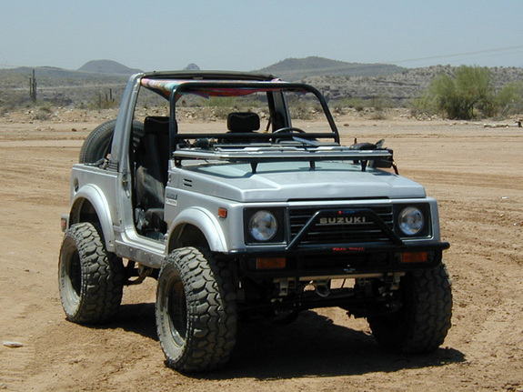 fenderstrat 1987 Suzuki Samurai Specs, Photos, Modification Info at