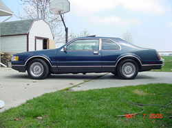 robbs7s 1988 Lincoln Mark VII