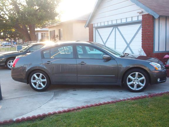 Another 2004Maxima_in_CA 2004 Nissan Maxima post... - 4183805