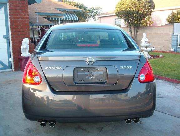 Another 2004Maxima_in_CA 2004 Nissan Maxima post... - 4183806