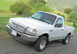 621380 1999 Ford Ranger Regular Cab
