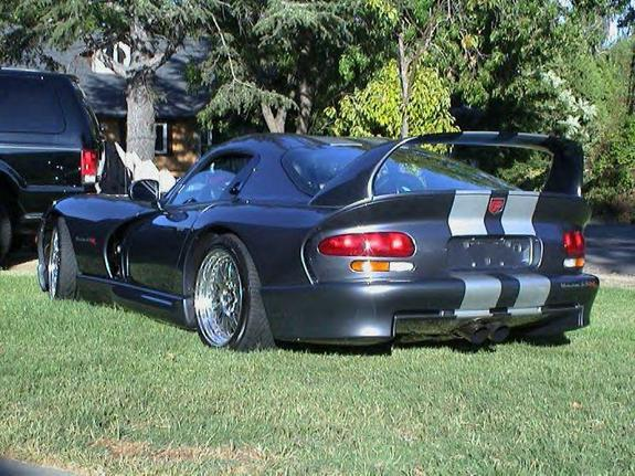 hennessey650r 2000 Dodge Viper Specs Photos Modification Info