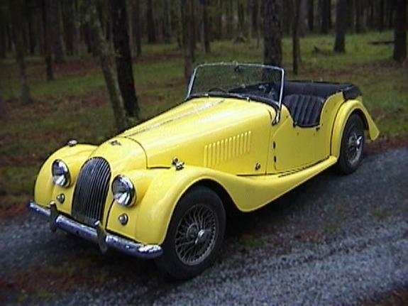 Another nightkid86 1960 Triumph TR3 post... - 4184957