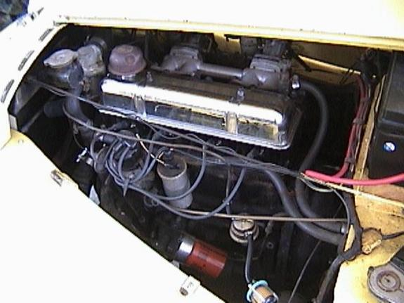 Another nightkid86 1960 Triumph TR3 post... - 4184968