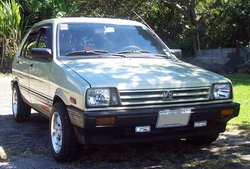 alonsodhv 1988 Subaru Justy