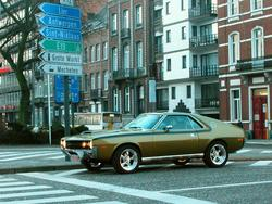 Peterjans 1970 AMC AMX