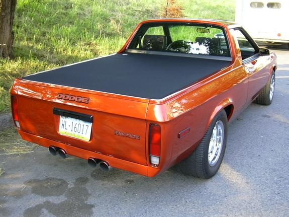 Another wilddodge 1984 Dodge Rampage post... - 4192116