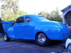 coupe41 1941 Plymouth Fury