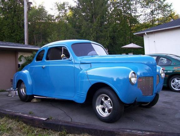 Another coupe41 1941 Plymouth Fury post... - 4192611