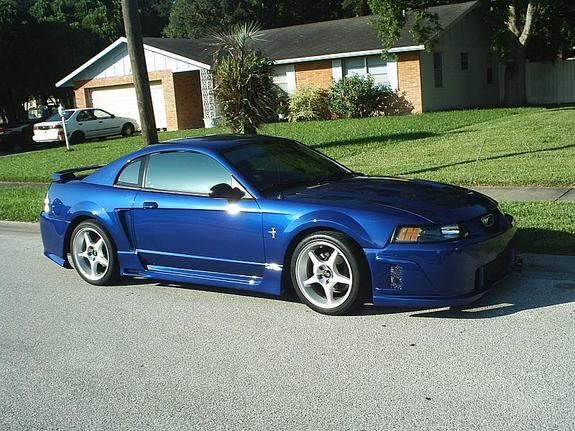 baldtires03 2003 Ford Mustang