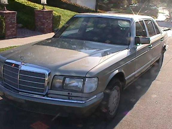 Another shadows327 1989 Mercedes-Benz S-Class post... - 4200841