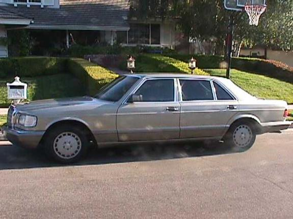 Another shadows327 1989 Mercedes-Benz S-Class post... - 4200843