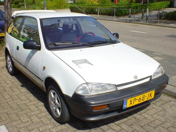 1989 Suzuki Swift