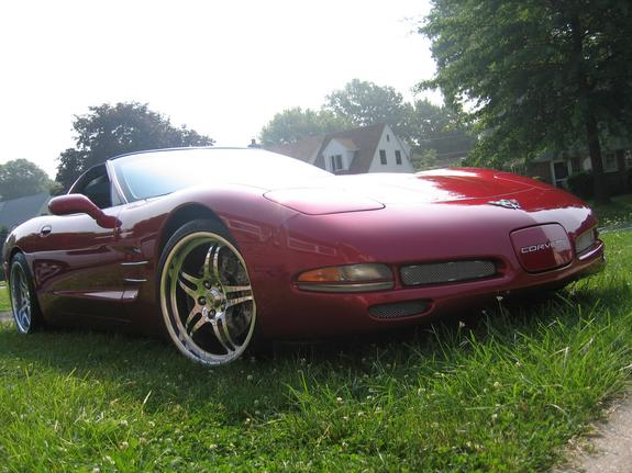 Another jimmyy 2001 Chevrolet Corvette post... - 4202202