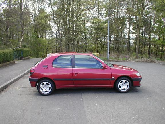 Another smithers2384 1997 Peugeot 306 post... - 4202278