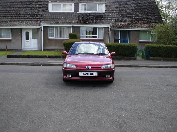 Another smithers2384 1997 Peugeot 306 post... - 4202279
