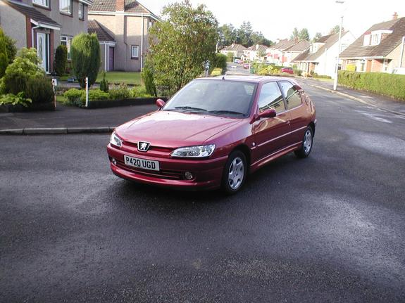 Another smithers2384 1997 Peugeot 306 post... - 4202286