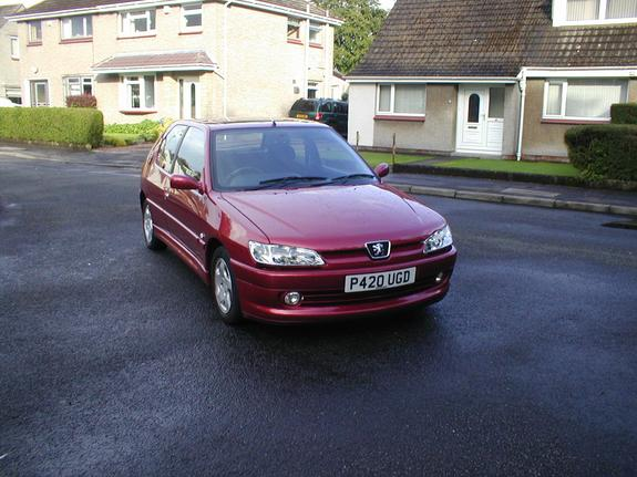 Another smithers2384 1997 Peugeot 306 post... - 4202288