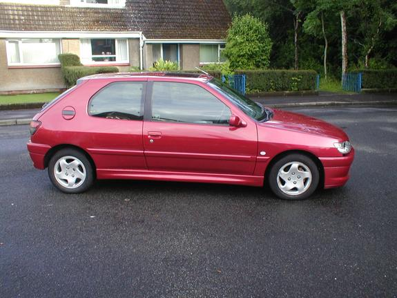 Another smithers2384 1997 Peugeot 306 post... - 4202289