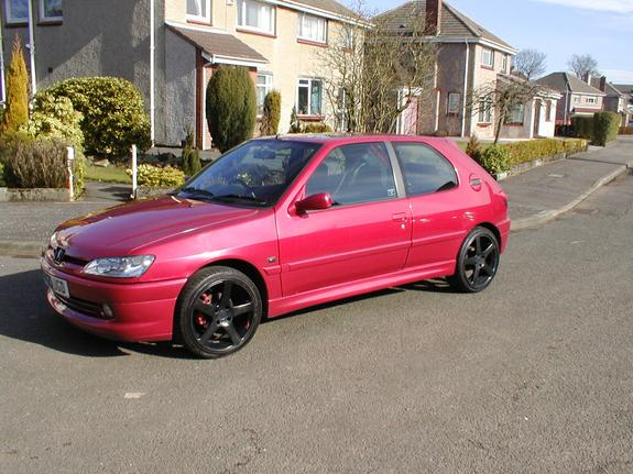 Another smithers2384 1997 Peugeot 306 post... - 4202293