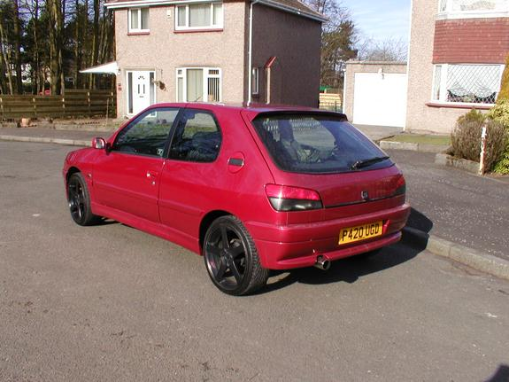 Another smithers2384 1997 Peugeot 306 post... - 4202294