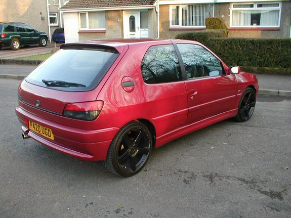 Another smithers2384 1997 Peugeot 306 post... - 4202295