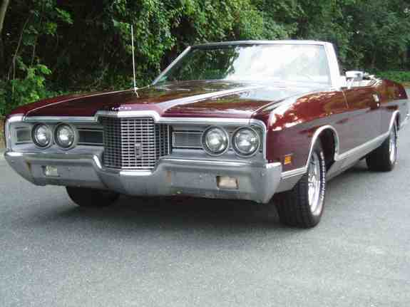 NotKenReid 1971 Ford LTD 4203021