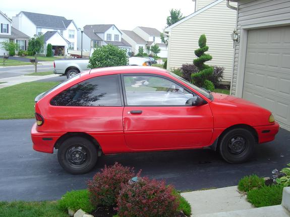Another wuthappened2punk 1994 Ford Aspire post... - 4203990