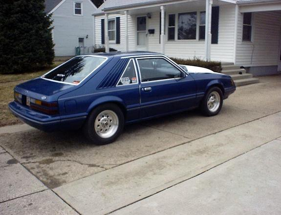 Another 1NoSlo50stang 1983 Ford Mustang post... - 4205374