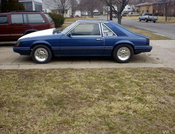 Another 1NoSlo50stang 1983 Ford Mustang post... - 4205375