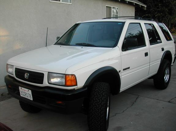 chevys_r_gay 1995 Honda Passport Specs, Photos, Modification Info at CarDomain