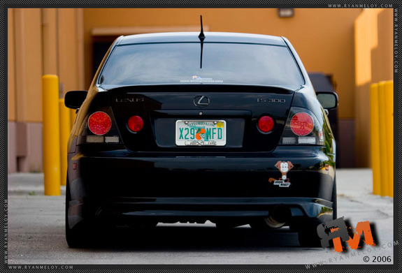 Another Badxl3oi 2004 Lexus IS post... - 4206662