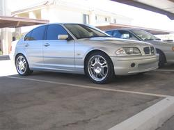 KC330is 2001 BMW 3 Series