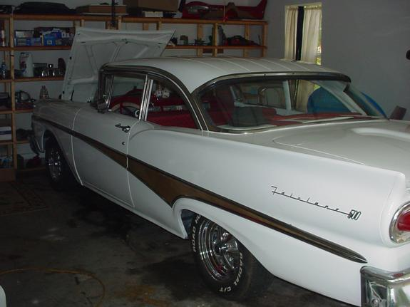 FairlaneGuy58 1958 Ford Fairlane 4207263
